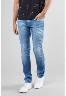 Calca Jeans +5561 Cabeceiras Reserva Masculina - Masculino-Jeans