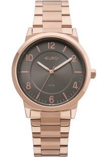 Relógio Feminino Euro Eu2036Yly/4J Pulseira Aço - Feminino