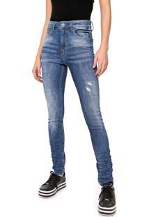 Calça Jeans John John Skinny Carachi Azul