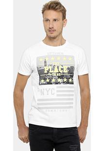 Camiseta Eagle Brasil The Place To Be Masculina - Masculino