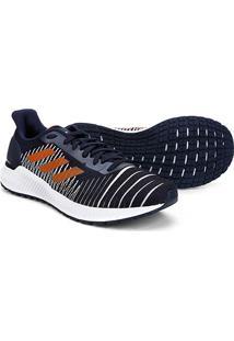 Tênis Adidas Solar Rise Masculino - Masculino-Marinho+Laranja