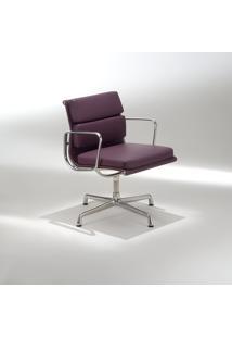 Cadeira Com Braço Ea207 Soft Alumínio Studio Mais Design By Charles E Ray Eames