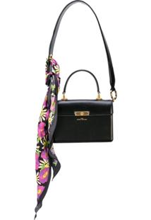 Marc Jacobs Bolsa Tiracolo The Downtown - Preto