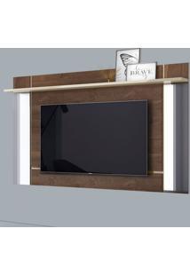 Painel Para Tv Até 65 Polegadas Malibu Madero E Off White