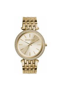 Relógio Michael Kors Mk31914Dn Analógico | Michael Kors | Dourado | U
