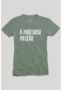 Camiseta Reserva Paizão Masculino Masculino - Masculino-Verde