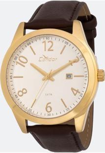 Relógio Feminino Condor Co2115Vl2K Analógico 5Atm