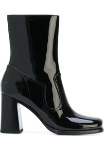 Marc Jacobs Ankle Boot 'Ross' - Preto