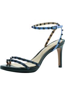 Sandália Veleno Spike Azul