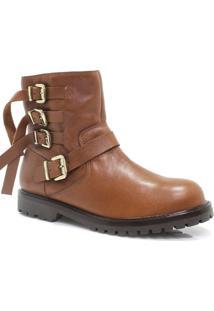 Bota Ankle Boot Zariff Shoes Fivelas