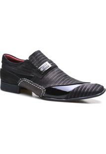 Sapato Social Masculino Luxuoso Calvest - Masculino
