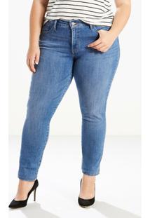 Plus Size Jeans Levis feminino  6779cddf582