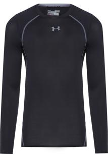 Camiseta Masculina Compressão - Preto