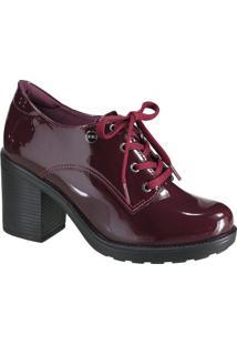 Sapato Oxford Quiz Feminino