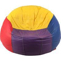 53f3879fd1 Puff Big Ball Vôlei De Praia Corino Unissex Colorido
