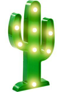 Luminária Le Pinpop Cactus Verde