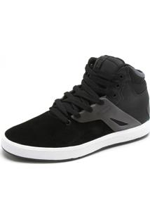 Tênis Dc Shoes Frequency High Preto