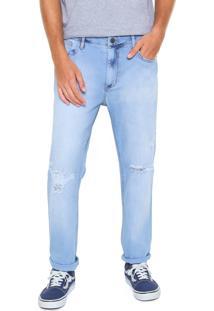 Calça Jeans Sommer Slim Martin Azul