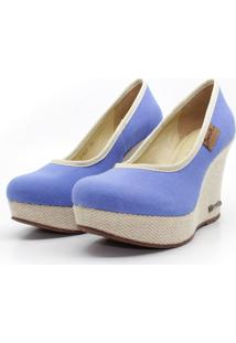 Sapato Barth Shoes Land Azul