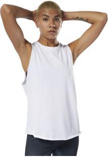 Top Regata Reebok C Reebok Muscle Feminina - Feminino