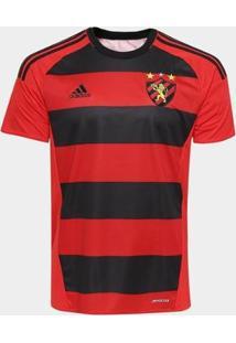 Camisa Sport Recife I 2016 S/Nº - Torcedor Adidas Masculina - Masculino