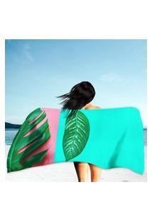 Toalha De Praia / Banho Beach Único