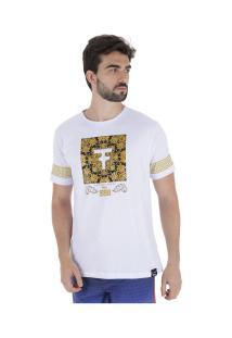 Camiseta Fatal Especial 22192 - Masculina - Branco