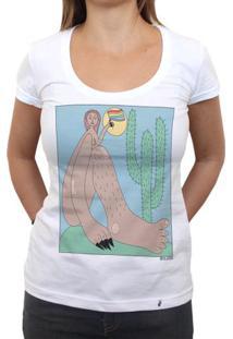 Abaporu - Camiseta Clássica Feminina