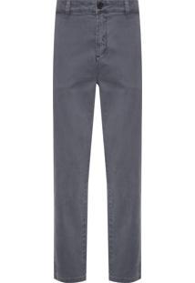 Calça Masculina Alfaiataria Pro - Cinza