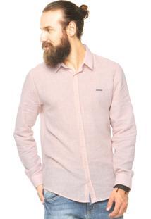 Camisa Sommer Reta Rosa