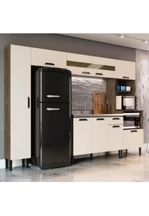 Cozinha Compacta Pérola 9 Pt 1 Gv Demolição E Off Whitte