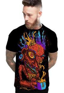 Camiseta Stompy Raglan Modelo 29 Masculina - Masculino