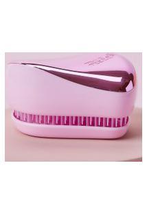 Amaro Feminino Tangle Teezer Escova De Cabelo Compact Styler, Baby Doll Pink