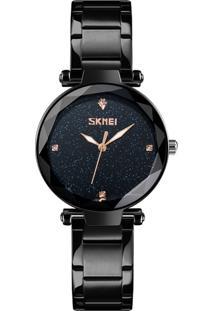 Relógio Skmei Analógico 9180 - Preto