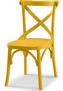 Cadeiras Para Cozinha X 87 Cm 901 Amarelo - Maxima