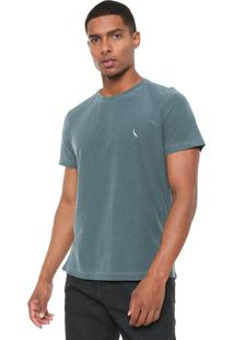 Camiseta Reserva Flame Estonada Verde