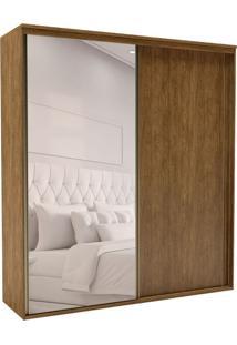 Guarda-Roupa Casal Com Espelho Inovatto 2 Pt 3 Gv Alamo