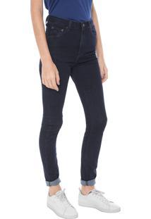 R  179,99. Kanui Calça Jeans Lacoste Skinny Pesponto Azul dbfb6a5641