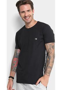 Camiseta Gangster Básica Masculina - Masculino