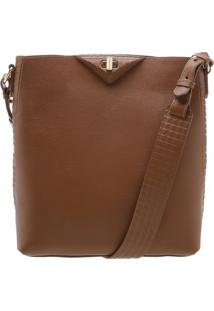 Bucket Bag Urban Brown | Schutz