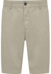 Bermuda Masculina Chino Light - Bege