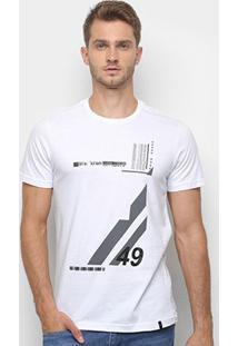 Camiseta All Free Estampada 49 Masculina - Masculino