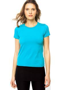 410b0c1087 Dafiti. Blusa Body For Sure Textura Azul
