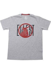 Camisa Ellest - Masculino-Cinza