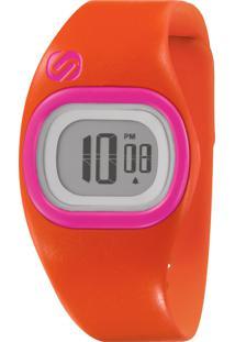 Relógio Soleus Tigress Laranja - Kanui