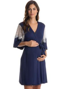 Robe Merengue Azul/G
