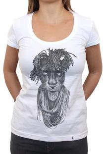 Pantherasta - Camiseta Clássica Feminina