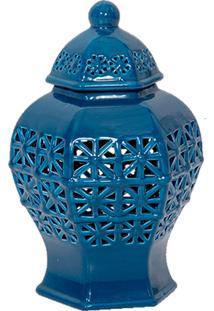Vaso De Porcelana Pretorio Ii