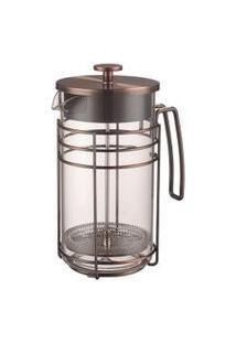 Cafeteira Francesa Em Vidro E Aço Inox 350Ml