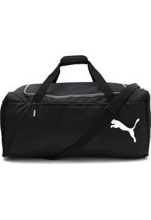 Mala Puma Fundamentals Sports Bag L Preta